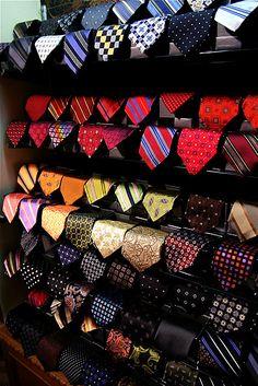 neckties #menstyle #ties #menswear #RMRS