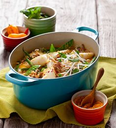 Balinese Coconut Curry