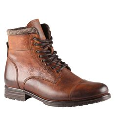 TIMO - this boot is styley and something that works for Montana. Mountain vibe but still classy. I like.