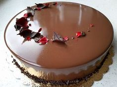 Cioccocaffè... Una torta per occasioni veramente speciali!!!