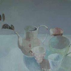 still life by Kristin Vestgard - artist - Cornwall