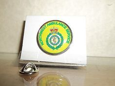 #Ambulance service #north west #lapel pin badge,  View more on the LINK: 	http://www.zeppy.io/product/gb/2/401104788006/