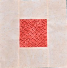 Rose Lattice Quilt Block   A quilt block by any other name would not be so sweet!