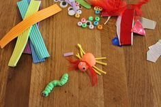 Such a simple and creative craft for kids. Modelling clay mini beasts is so much fun. A great activity for all ages. Just grab some craft bits. We used feathers, pipe cleaners, googly eyes and cut up coloured foam to create our modelling clay mini beasts. This could be a great rainy day activity too. …