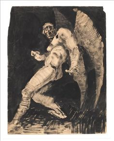 Antoine Bourdelle(French, 1861 – 1929) - Homme...