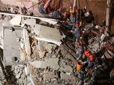 Galdino Saquarema Noticia: Três pessoas são soterradas em desabamento de igreja em SP...