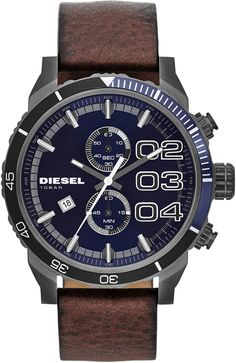 Diesel Reloj DZ4312 Franchise Double Down