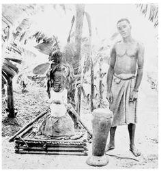An Idol of the Basongi (Belgian Congo). 1913-16