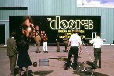 46th anniversary of the doors debut album.