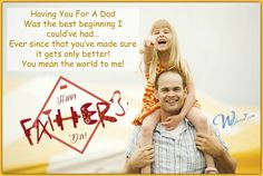Awesome Happy Fathers Day Quotes