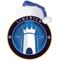 Limerick FC's crest meets Christmas! Bmw Logo, Christmas, Navidad, Xmas, Weihnachten, Noel, Natal, Kerst, Yule