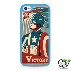Captain America iPhone 5C Case