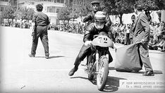 Gianni Degli Antoni - Ducati Marianna 100 -  Giro d' Italia 1955