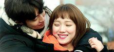 Top Drama, Drama Gif, Nam Joo Hyuk Cute, Kim Book, Swag Couples, Nam Joohyuk, Weightlifting Fairy Kim Bok Joo, Beautiful Love Stories, Korean Actors