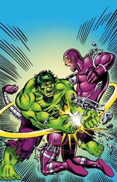 Hulk vs Homen-Maquina