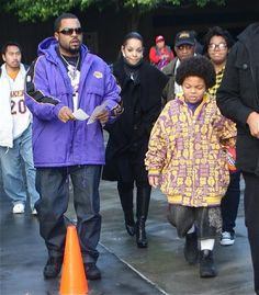 Ice Cube And Kids 2015