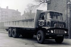 George Apps Horley, Surrey, 1965 Dodge Lorry