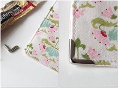 Handmade Kultur Portemonnaie Small Wallet, Blog, Coin Purse, Purses, Love At First Sight, Culture, Sewing Patterns, Tutorials, Projects