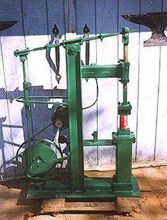 power hammer plans free pdf download