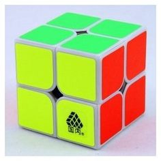 White WitTwo Type C 2x2x2 Cube Puzzle, $10.99