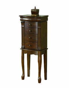 Powell Furniture Louis Philippe Walnut Jewelry Armoire Powell http://www.amazon.ca/dp/B004LF1DE2/ref=cm_sw_r_pi_dp_9RF8tb04XK4Z1
