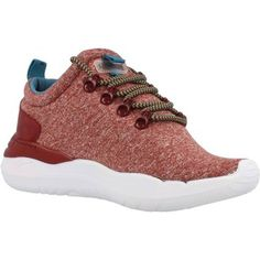 stijlvolle Coolway drake dames sneakers (Rood)
