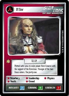 Greed, Star Trek, Si Fi, Collector Cards, Trading Cards, Empire, Tv, Starship Enterprise, Television Set