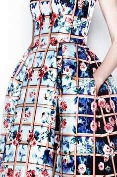 RESORT 2014 Mary Katrantzou♥♥♥♥♥♥♥♥♥♥♥♥♥♥♥ fashion consciousness ♥♥♥♥♥♥♥♥♥♥♥♥♥♥♥♥♥♥♥♥