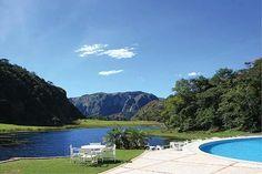 Embrace the beauty of nature and serenity.  Laguna Volcán Golf Eco Resort, Santa Cruz de la Sierra, Bolivia