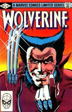 Wolverine Mini Series Frank Miller!
