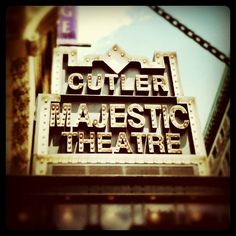 Cutler majestic theater