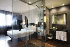 Deconstructed Bathroom