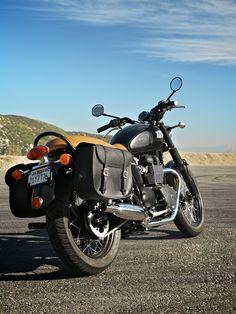 Saddlebags with Pics - Page 26 - Triumph Forum: Triumph Rat Motorcycle Forums