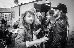 Motörhead - Metallica - Guns N' Roses