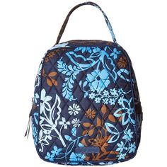 Vera Bradley Lunch Bunch (Java Floral) Bags ( 34) ❤ liked on Polyvore  featuring bags 99ce3db90e814
