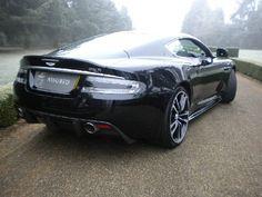 2011 Aston Martin DBS 5.9 COUPE