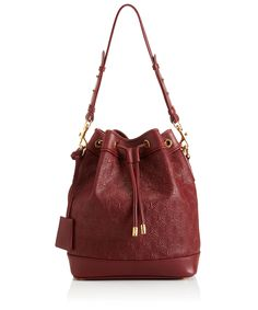 Liberty London Iphis Leather Argyll Bucket Bag   Accessories   Liberty.co.uk