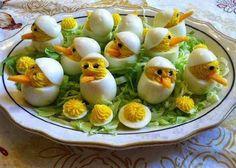 Een ei hoort erbij! Al helemaal met het paasfeest…  8 leuke creatieve ei ideetjes!