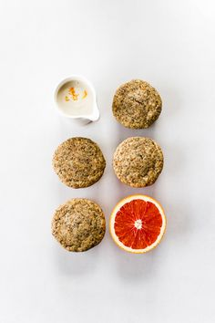 Citrus Poppy Seed Muffins // guest post by Edible Perspective for Gluten Free Bakery, Cupcakes, How Sweet Eats, Baking Recipes, Sweet Recipes, Sweet Tooth, Food Photography, Muffins, Sweet Treats