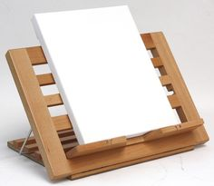 Art Alternatives Napa Table Easel and Book Stand Discount Art Supplies, Table Easel, Book Stands, Tablet Stand, Art Tutorials, Art Projects, Home And Garden, Fancy, Mirror