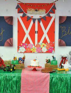 Barnyard Theme - 1st
