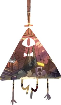 Bill Cypher, Gravity Falls