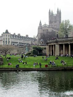 Bath, England UK