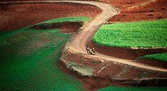 Red Land China