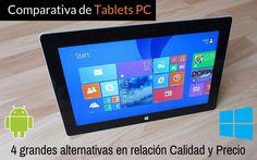En este artículo abordamos una comparativa de Tablets PC, 4 grandes…