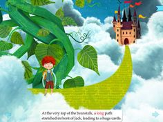 Jack and the Beanstalk - Best Apps For Kids
