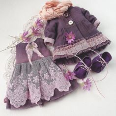 Одежда для кукол Блайз от Дины Крыловой