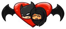 Batman And Wonder Woman Love by ~XxForeverJadedxX on deviantART