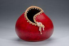 *Gourd Art by Chris Warren