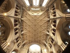 York minster Ceiling (by Legoff1 (Craig Hutton))